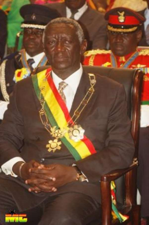 National Awards cost GH¢ 1.4 million